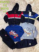 Спортивные костюмы на мальчика оптом, S&D, 1-5 рр