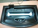 Крышка для аквариума 50*30 Т5 лампа (14 Вт, 36 см) НОВАЯ люминисцентное освещение, фото 2