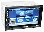 Автомагнитола 2din Pioneer 7020G CRBG + Пульт на Руль - Bluetooth + 8GB (Карта навигацииIGO), фото 5