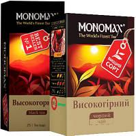 """Чай """"МОНОМАХ"""" 100г Високогірний чорний (1/16)"""