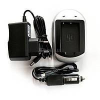 Зарядний пристрій для фотоапарату Canon LP-E8 Extradigital Black