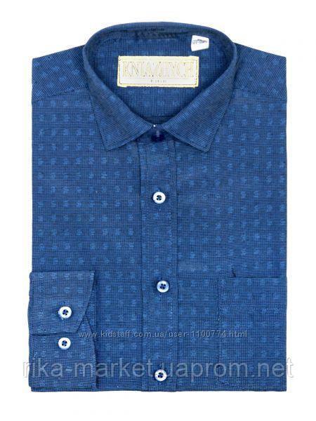 Рубашка для мальчика ТМ Княжич, арт. Cortes 7 classik, возраст от 6 до 15 лет