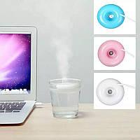 Увлажнитель воздуха портативный пончик (humidifier2)