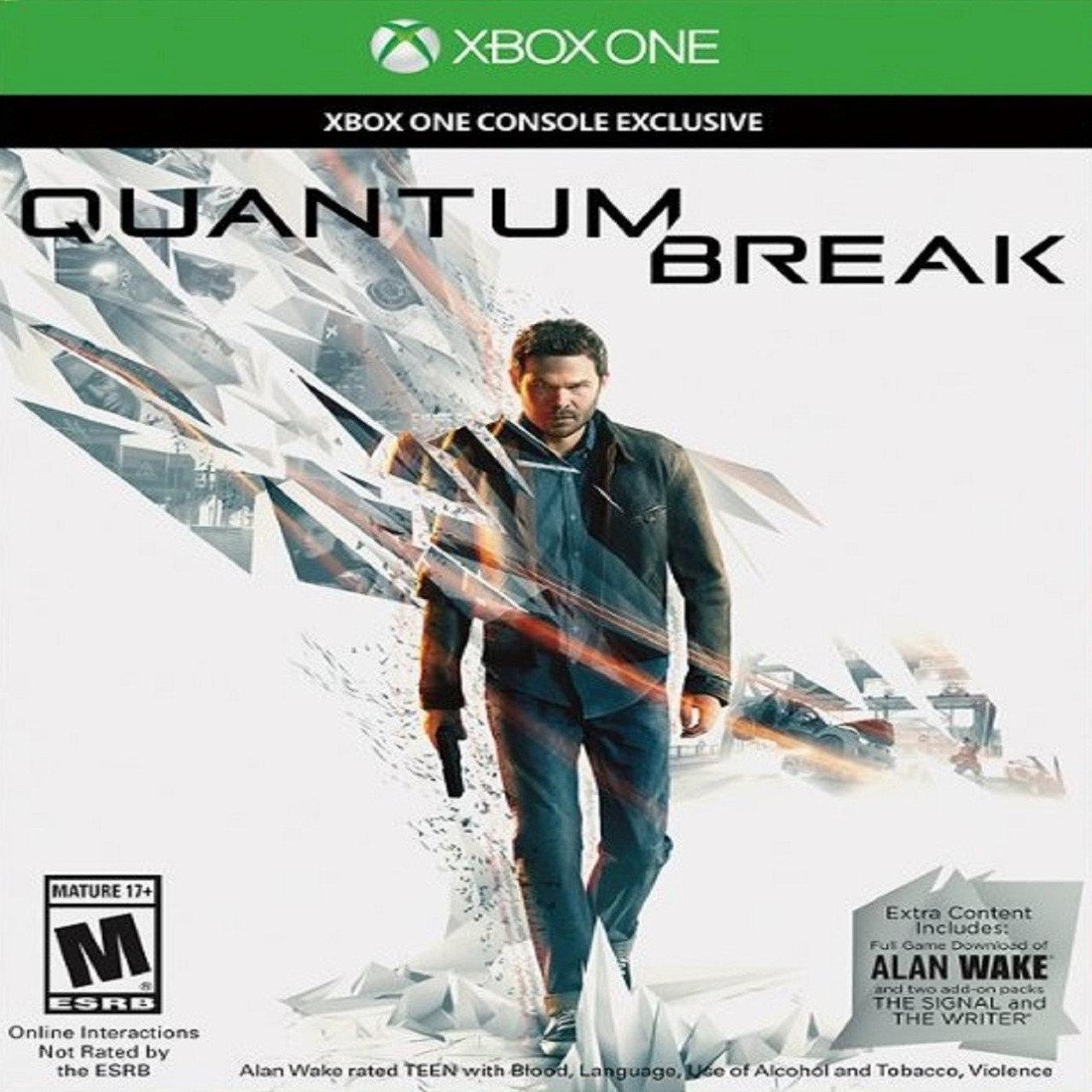 Quantum Break RUS Xbox One(NEW)