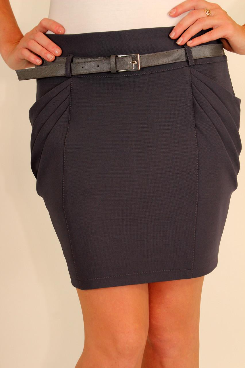 Стильная короткая юбка 42-48 р