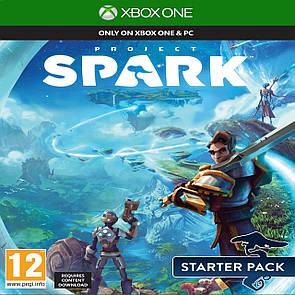 Project Spark XBOX ONE (англійська версія) (Б/В)