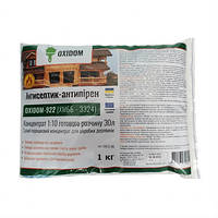 Антисептик-антипирен Oxidom 922 (концентрат 1:10) 1 кг