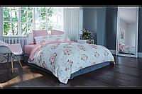 Комплект постельного белья, хлопковое постельное белье, ткань Ранфорс, полуторное постельное, Триумф