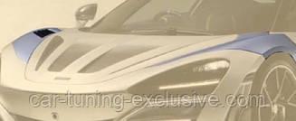 MANSORY front fenders for McLaren 720S