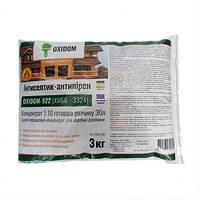 Антисептик-антипирен Oxidom 922 (концентрат 1:10) 3 кг
