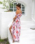 Женский сарафан на бретелях (в расцветках), фото 5