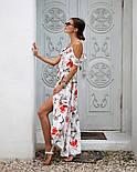 Женский сарафан на бретелях (в расцветках), фото 8