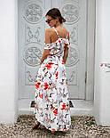 Женский сарафан на бретелях (в расцветках), фото 9