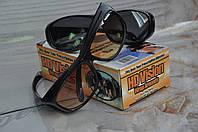 Антибликовые очки для водителей HD Vision 2шт yellow and black (день, ночь)