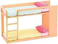 Набор мебели LORI LO37044Z для кукол, Двухэтажная кровать