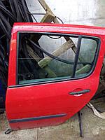 Двері задні ліві Модус Renault modus