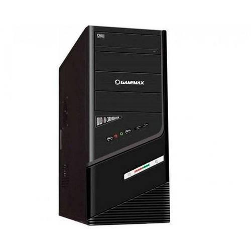 Корпус GAMEMAX MT513-400W Black