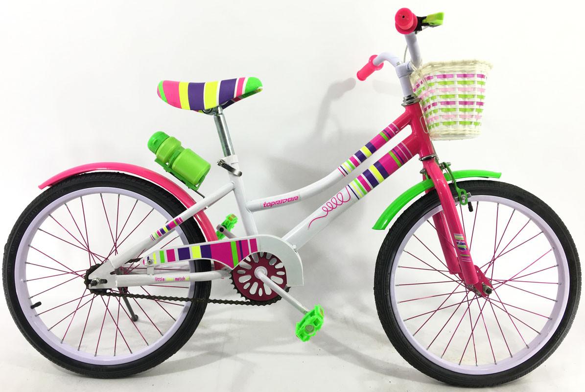 """Детский велосипед LitlleMiss 20"""""""
