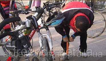 Вело Камера ChaoYang 28 х1.75 A/V, фото 3