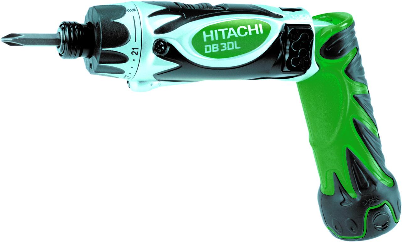 Аккумуляторная отвертка Hitachi / HiKOKI DB3DL2