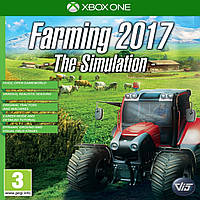 Profesional Farmer 2017 ENG XBOX ONE (Б/В)