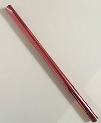 Фольга для упаковки красная (рулон)