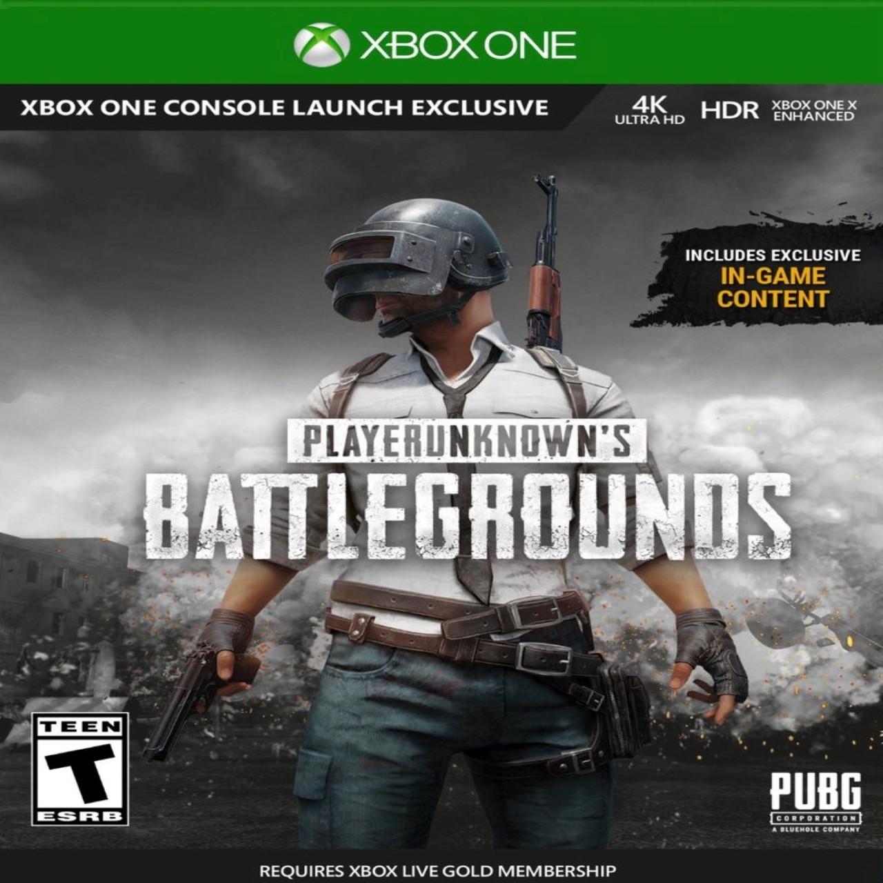 Player Unknown`s Battlegrounds RUS XBOX ONE   КЛЮЧ