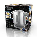 Электрочайник металлический Camry CR 1278 1,2 литр, фото 5
