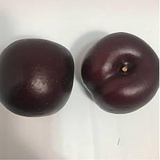 Искусственный фрукт-слива,муляж сливы, фото 3