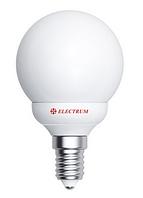 Светодиодная лампа шар E14 4W Electrum LB-5
