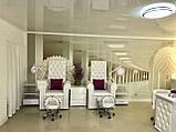 Педикюрное кресло трон Queen, фото 7