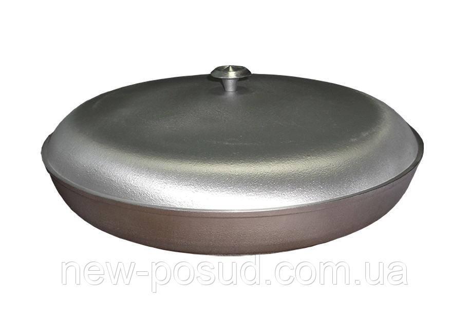 Сотейник (утолщенный) с алюминиевой крышкой 36 см Prolis Сж-360