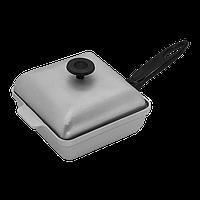 Сковорода - гриль с крышкой 26 см Prolis СК -d-260