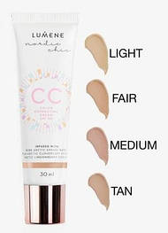 Lumene CC Color Correcting Cream   30ml  (оригинал подлинник  Финляндия)