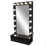 Столик визажиста с зеркалом