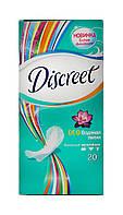 Ежедневные прокладки Discreet Deo Water Lily Multiform  - 20 шт.