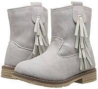 Ботинки детские eur 25 26 стелька 16, 3 см сапожки для девочки Carters