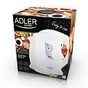 Электрочайник пластиковый Adler AD 08 1,0 литр, фото 3