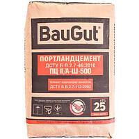 Цемент BauGut ПЦ II/A-Ш 500 25 кг