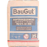 Цемент BauGut ПЦ II/Б-Ш 400 25 кг