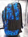 Школьный рюкзак синий, фото 2