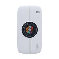 Портативний зарядний пристрій (О. зар.) REMAX Power Bank Wireless Series RPP-91 10000 mAh White