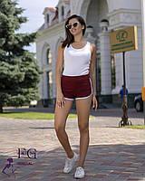 Женские летние шорты из трикотажа
