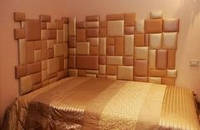Обивка и драпировка стен, декорирование тканью