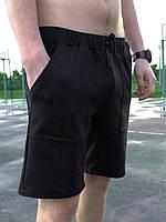 Спортивные черные шорты, фото 3