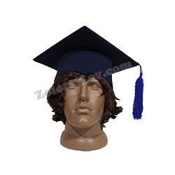 Шапка выпускника для ребенка 56 - 60