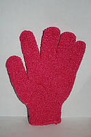 Перчатка и рукавичка для тела.