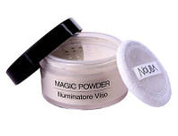 Пудра для лица и тела с эффектом блеска Nouba MAGIC POWDER