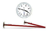 Термометр биметаллический ТБИ. ТБТ.  Осевой и радиальный, фото 1