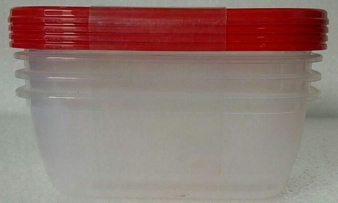 Набор контейнеров Ernesto 831871 4шт 1000 мл